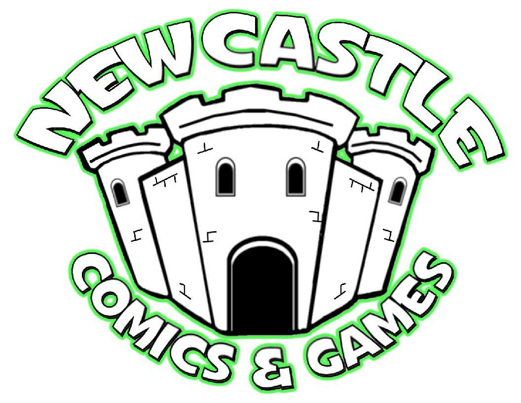 NewCastle Comics & Games (314) 392-9322 in St. Louis or (720) 731-2658 Colorado Open 12pm-6pm Sunday,12pm-8pm Monday, Tuesday & Thursday, 10am-8pm Wednesday, Friday & Saturday